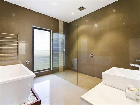 bathroom ideas australia frameless glass in a bathroom design from an australian