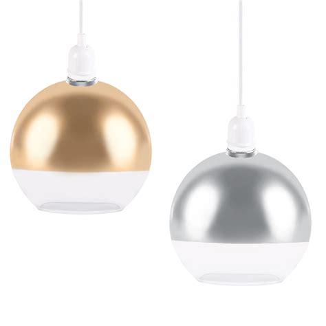 round glass pendant light modern chrome glass round globe ceiling pendant light l