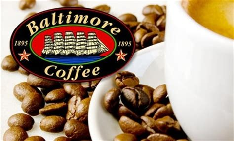 I was so impressed by their upbeat and friendly personality that i tipped heavier than usual. Half Off at Baltimore Coffee & Tea Co. - Baltimore Coffee & Tea Company   Groupon