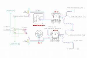 Wiring Diagram Fire Alarm System For Guard House Detail
