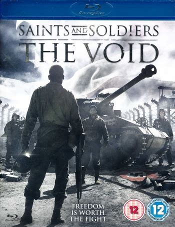 saints  soldiers   void blu ray import blu