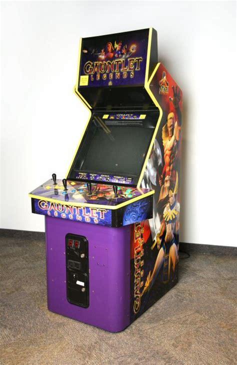 Gauntlet Legends Arcade Cabinet by Gauntlet Legends Arcade Arcade Arcade