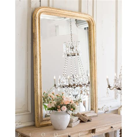 French Country Style Vintage Style Mirror 1940 Kathy