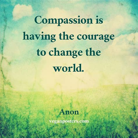 compassion    courage  change vegan posters