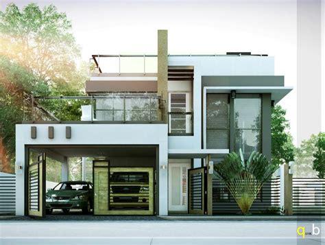 inilah  model rumah minimalis  lantai tampak depan