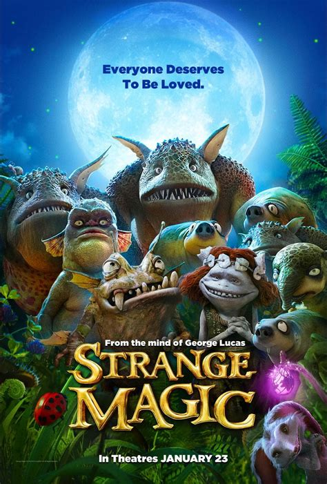 Strange Magic: Everyone Deserves To Be Loved (And To See ...
