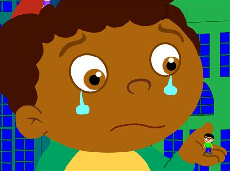 Little Einsteins Quincy Crying Pictures To Pin On