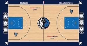 Dallas Mavericks Stadium Logo - National Basketball ...
