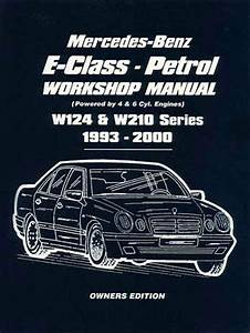 Mercedes E320 Shop Manual Service Repair Book 1993
