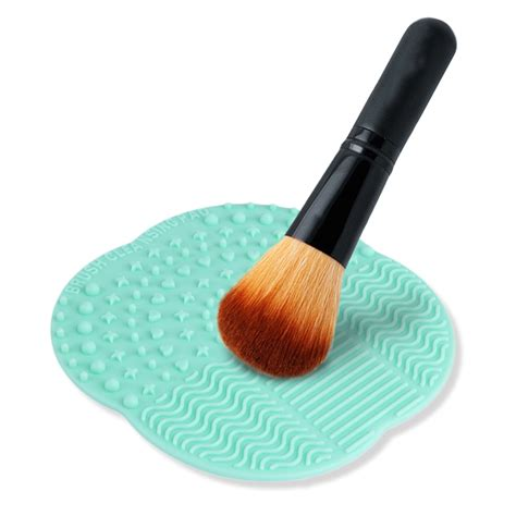 silicone makeup brush cleaner 1 x silicone makeup brush cleaner washing scrubber board