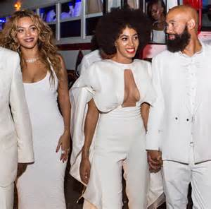 Solange Knowles weds Alan Ferguson in New Orleans - Photos ...