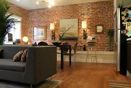 Brick Wall Interior House Brick Walls Good Or Bad