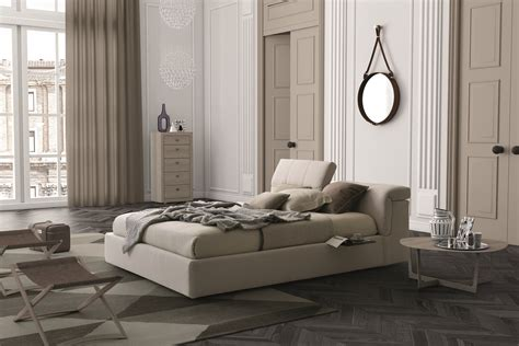 Exotic Wood High End Platform Bed With Easy To Clean