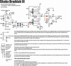 Pedal-specific Info