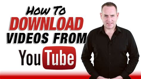 Download Youtube Videos  How To Download Your Youtube