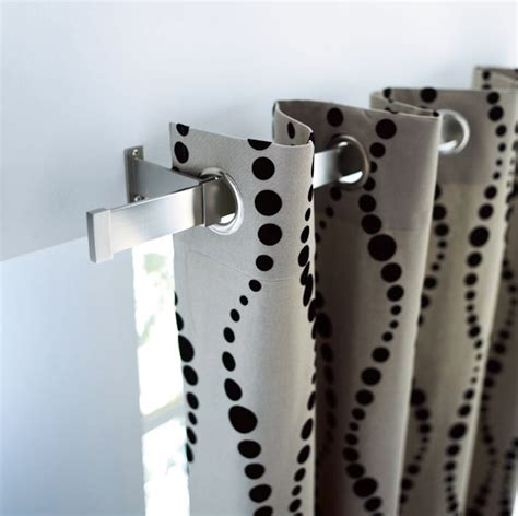 rideaux en coton avec motif points noirs photo 8 20