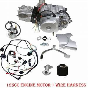 125cc - Replacement Engine Parts