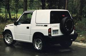 Hard Top For Geo Tracker