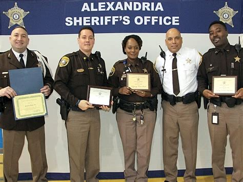 sheriffs office hosts  employee awards ceremony