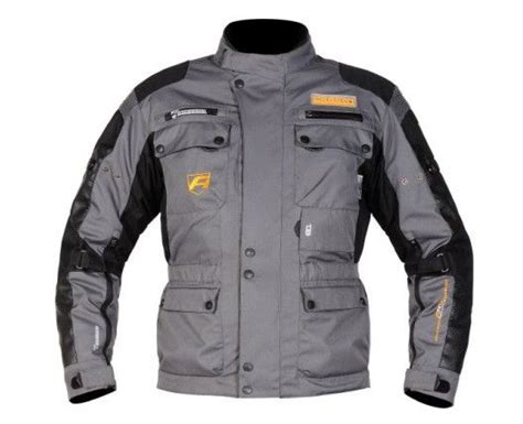Akito Desert Motorcycle Jacket