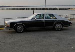 1984 Cadillac Seville - Information And Photos