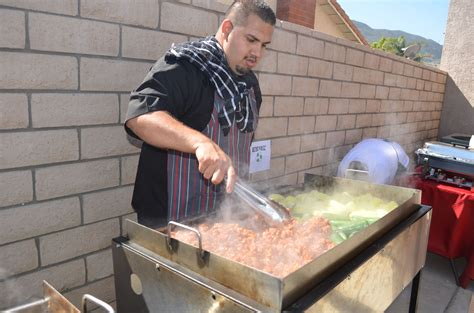 mobile taco man catering guy meat pinterest tacos