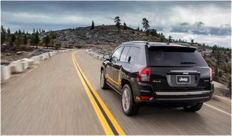 jeep compass side 2014 jeep compass 4x4 review price release date and
