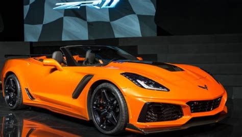 chevrolet corvette stingray  exterior