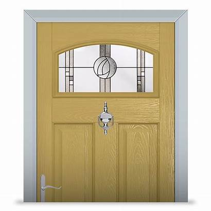 London Door Solidor Doors Composite Edwardian Colours