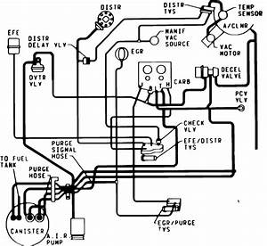 1986 Gmc Jimmy Vacuum Hose Routing Diagram