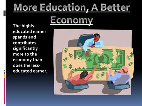 economic foundations  education