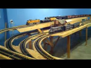 basement layouts indoor g scale layout andy 39 s loco solutions
