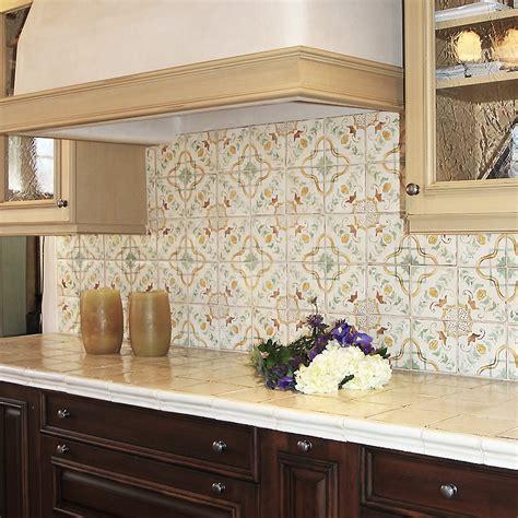 Country Kitchen Ideas - kitchen floors and backsplashes tabarka studio