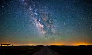 Milky Way Pure White Like Snowflake Say