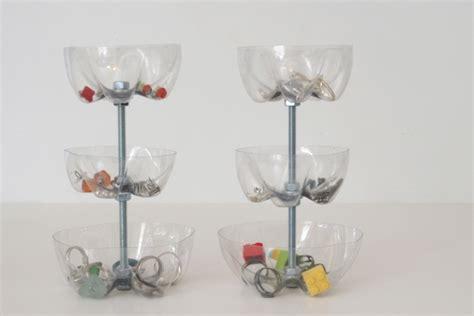 riciclare bottiglie  plastica   idee tutte da