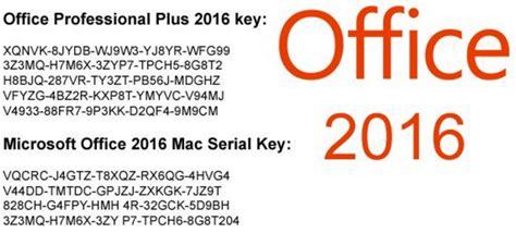 microsoft office pro   product key latest serial