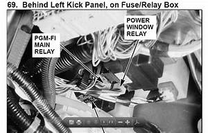 Fuel Pump Relay Location