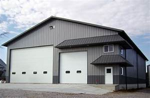 daugherty ia ag storage shop building lester With 60x100 pole barn price