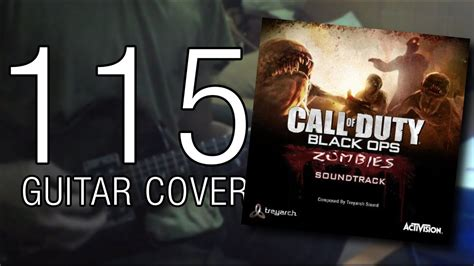 duty call zombies soundtrack guitar