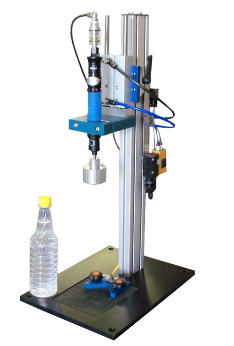 tabletop capping machine chuck capper  liquid packaging solutions