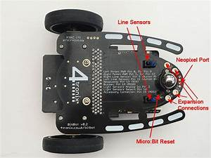 Bit Bot Robot For Bbc Micro Bit  U2013 4tronix