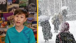 Chill Out with Blizzards | Nat Geo Kids Weather Playlist ...