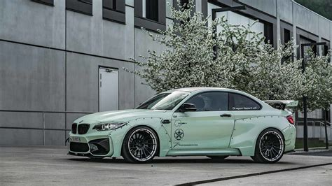 wide body bmw    performance