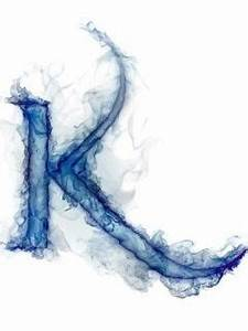 Letter k, Mobile phones and Logos on Pinterest