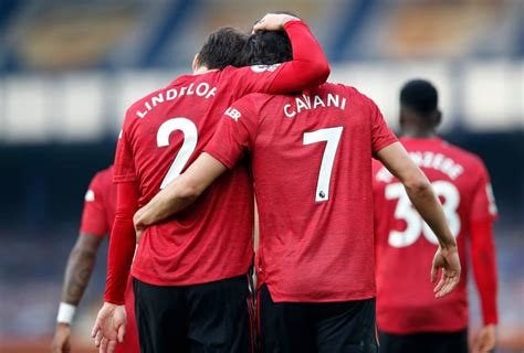 Manchester United player ratings vs Everton: Bruno ...