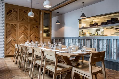 luxury private dining rooms at tom s kitchen canary wharf