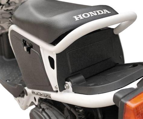 seat storage panels honda ruckus black import it all