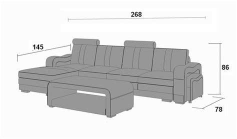 canapé dimensions dimension canape d angle meilleures images d 39 inspiration