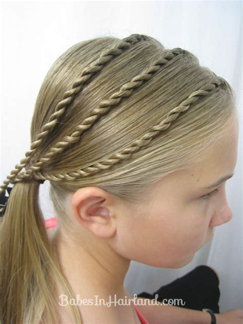 Twisting Hairstyles by Twists And A Bun Back To School Hair In