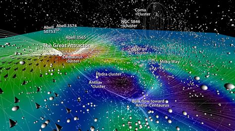 A New 3d Map Of The Universe Covers More Than 100 Million